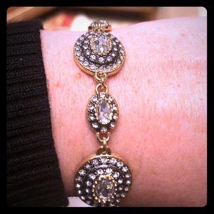 Stella & Dot Gold Neeya Bracelet